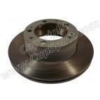 Disque Avant - Bol peint gris anti-corrosion