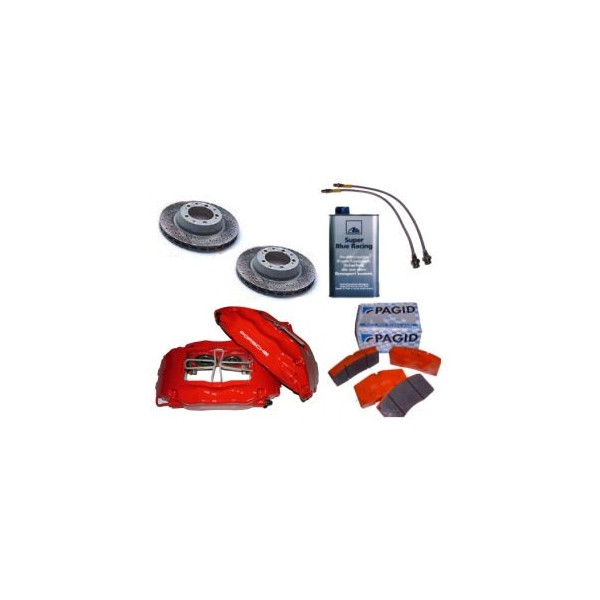 Kit Racing Big Red 322mm