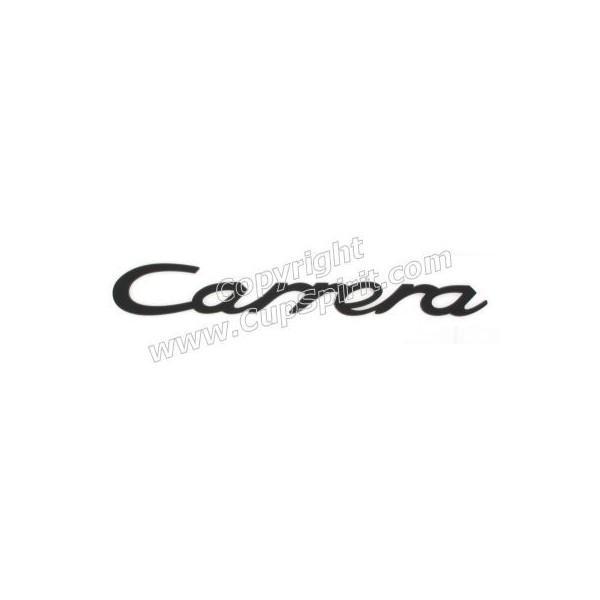 Monogramme Carrera noir