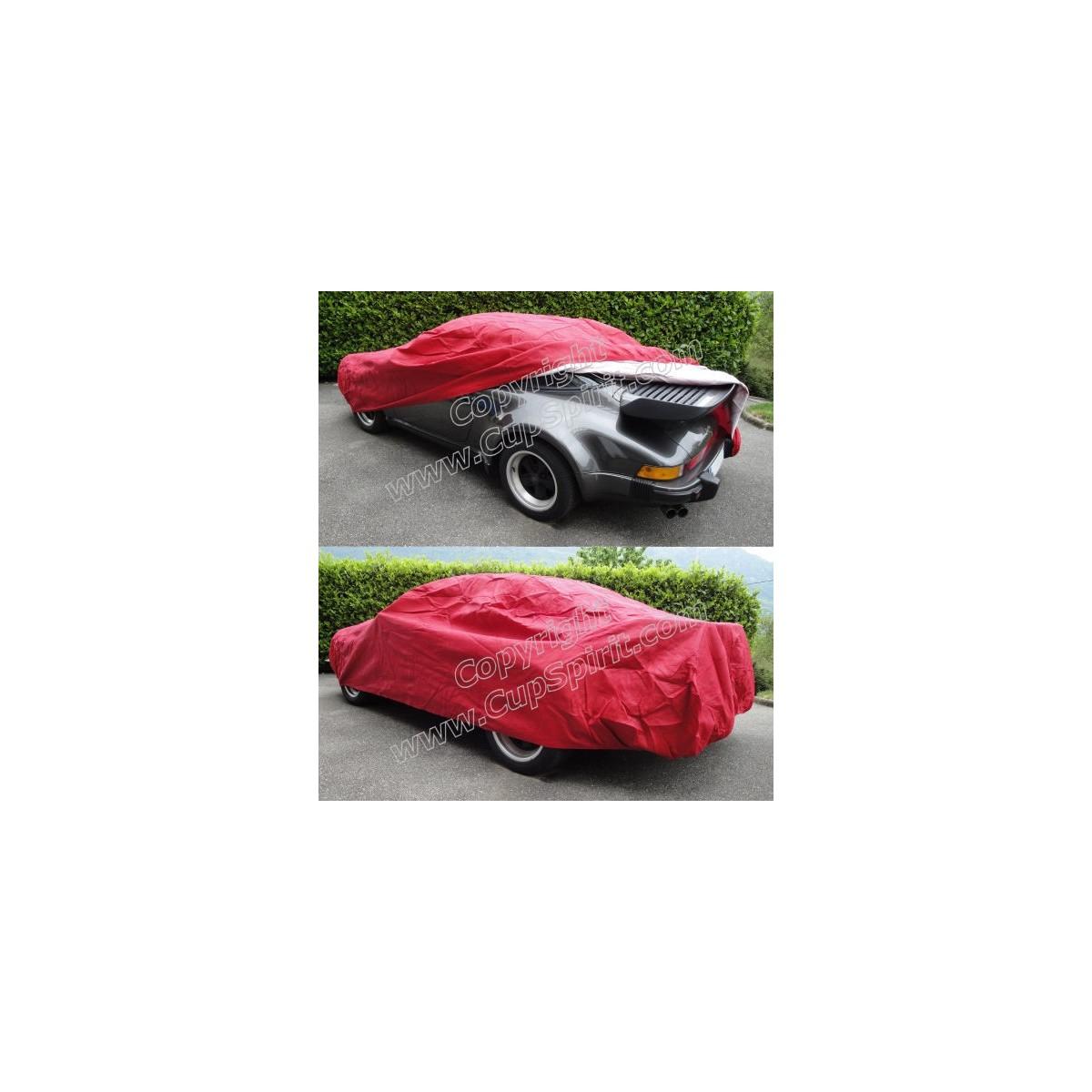 Housse int rieure rouge porsche 911 964 993 996 924 944 for Housse porsche 911