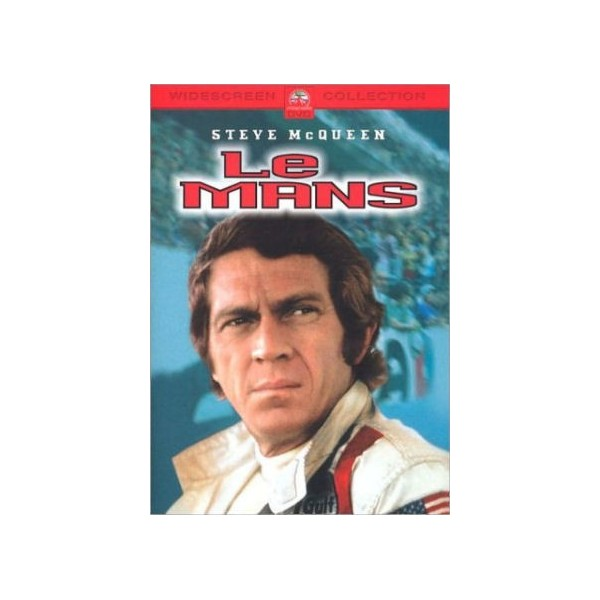 DVD - Le Mans Steve Mc Queen