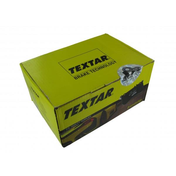 Jeu de 4 plaquettes TEXTAR 2521403 qualité origine