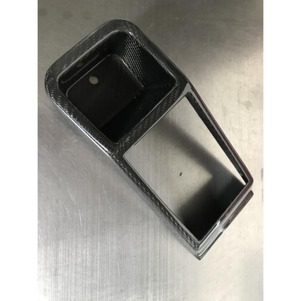 Rangement cassettes avec vide poche